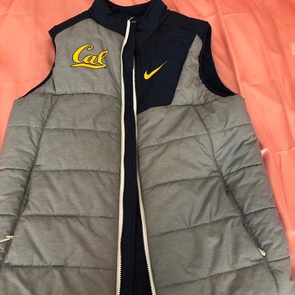 Men's Nike Cal vest